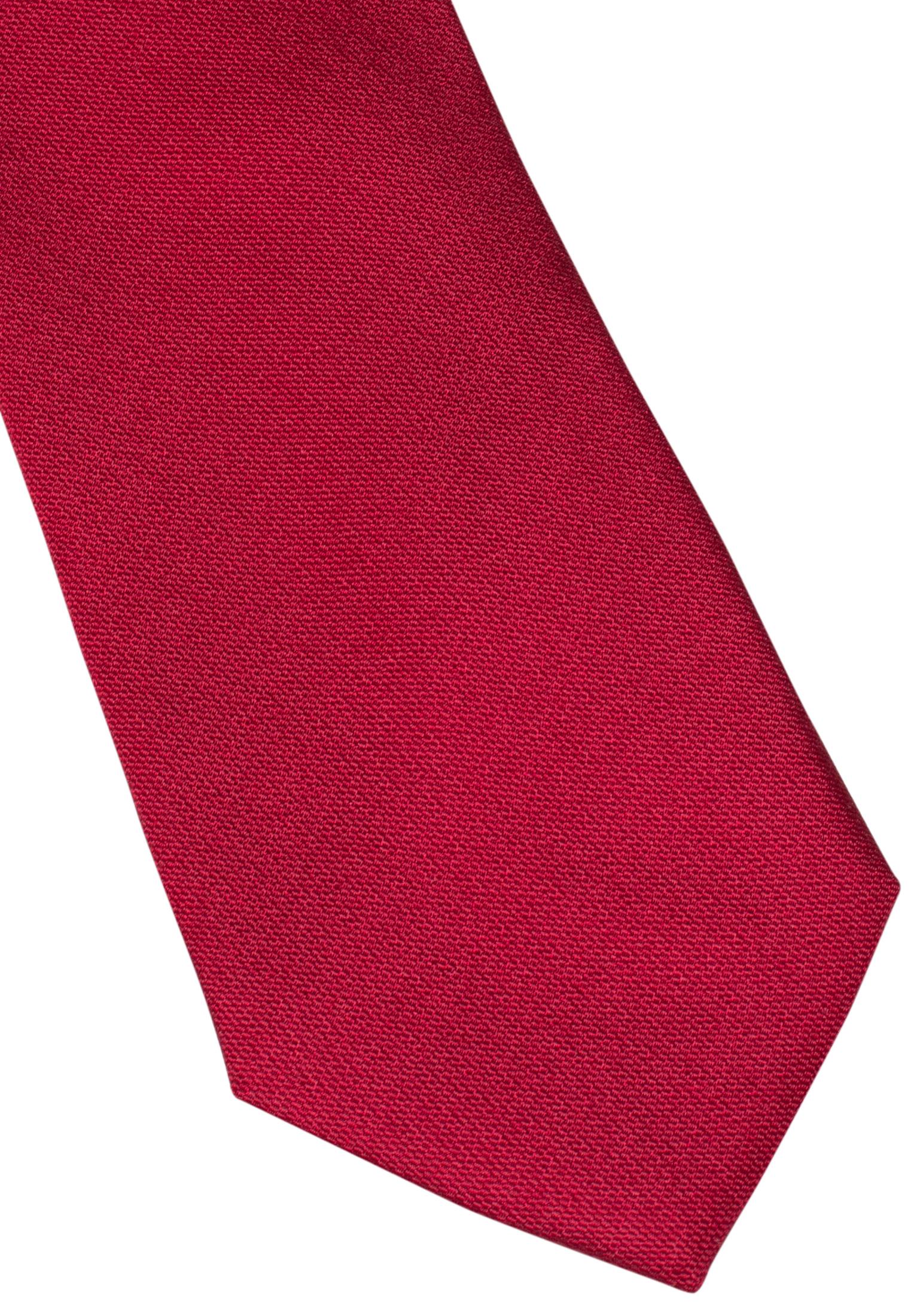 ETERNA 9024 Krawatte Seide rot