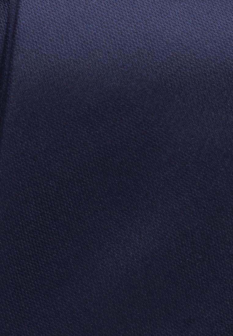ETERNA 9024 Krawatte Seide marineblau