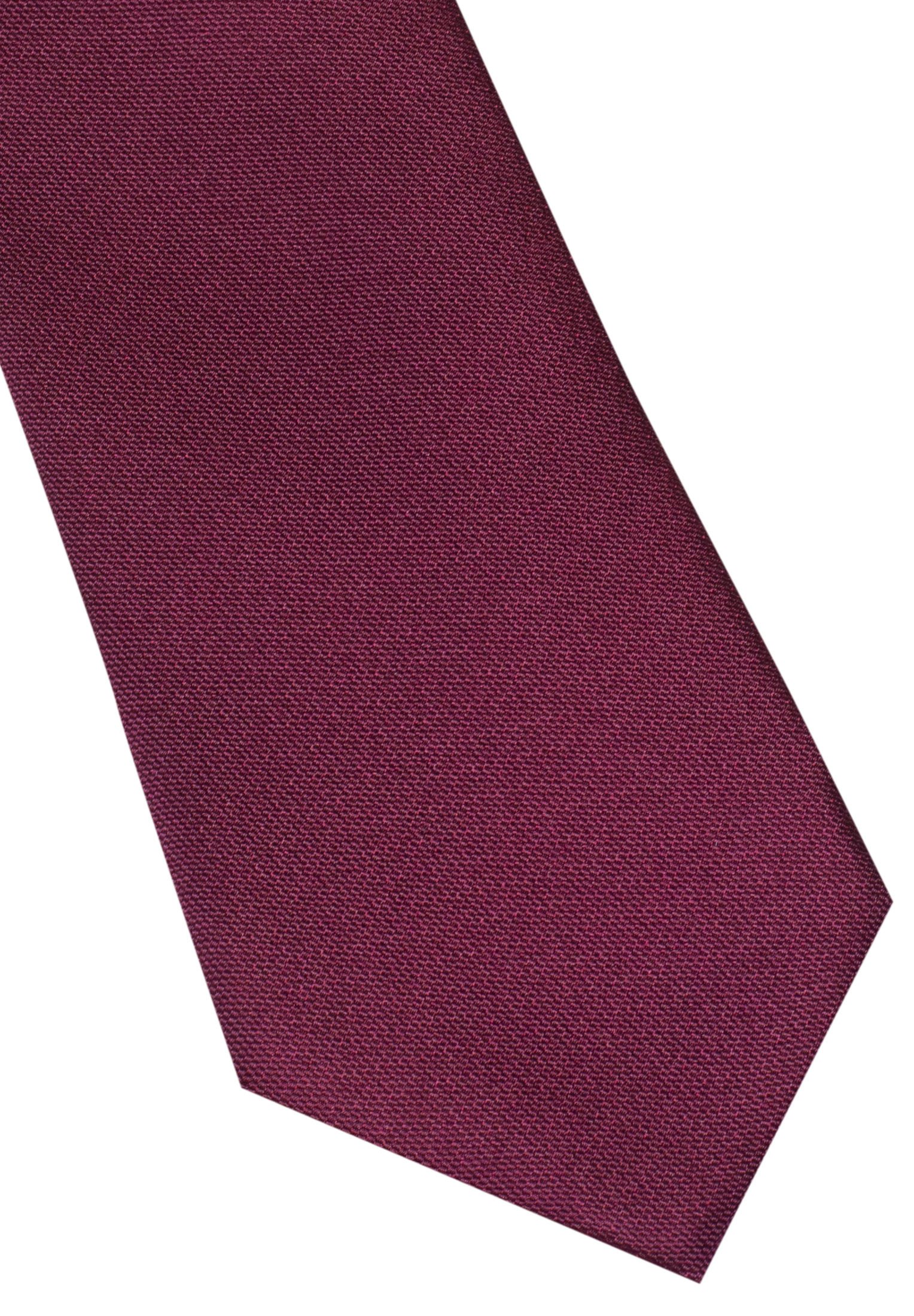 ETERNA 9024 Krawatte Seide weinrot