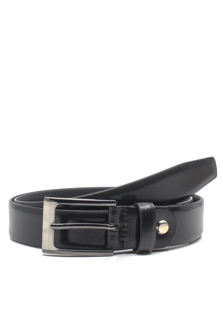 ETERNA 651 Gürtel Leder schwarz